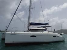 Fountaine Pajot Lavezzi 40 : At anchor